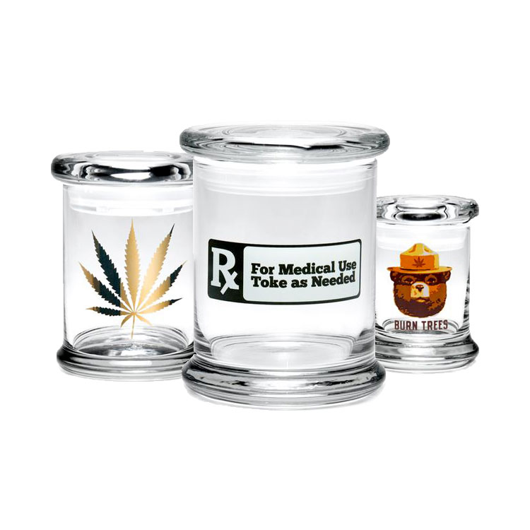 Keep Your Greens Fresh With Storage Jars From 420 Science