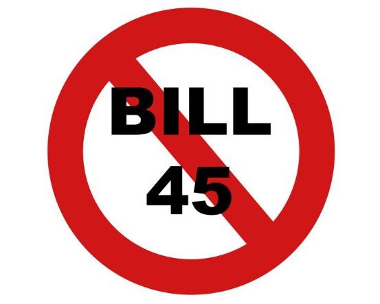 Bill 45