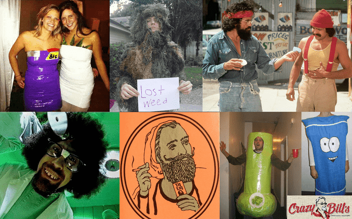 Halloween Costumes For Stoners!
