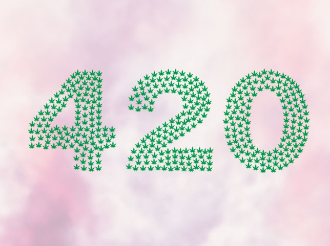 Where To Be On 4/20