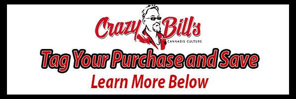 Crazy Bill's head shop in downtown Brantford