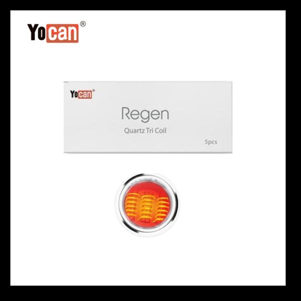 Yocan Regen Replacement Parts