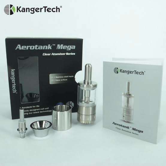 KangerTech Areotank Mega -FINAL SALE