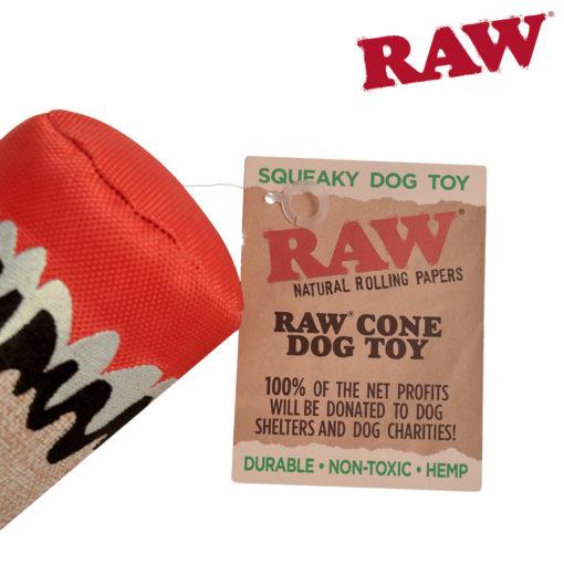 RAW Dog Toy