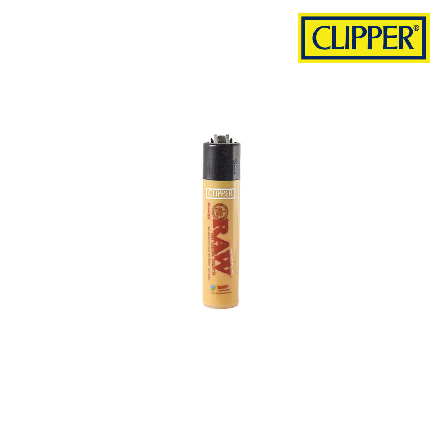 Raw Micro Clipper Lighter-  3 Pack