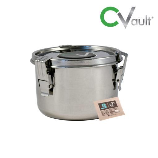 C-VAULT STORAGE CONTAINER - 0.5L