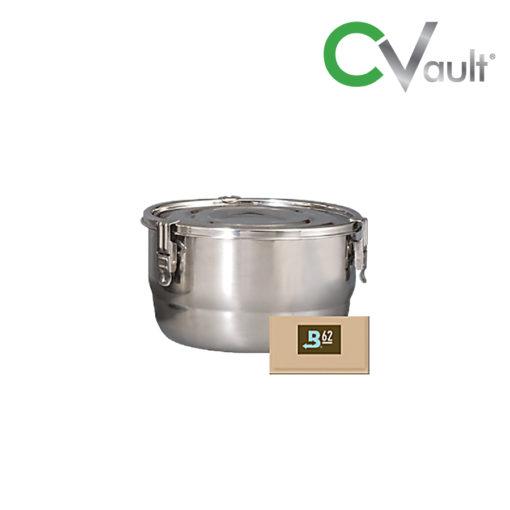 C-VAULT STORAGE CONTAINER - 2L