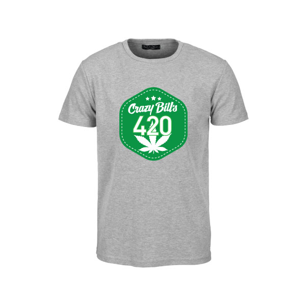 Crazy Bills 420 T Shirt