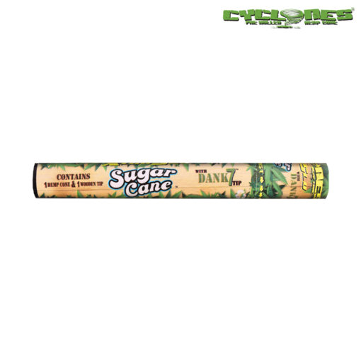 CYCLONES HEMP WRAPS - SUGAR CANE