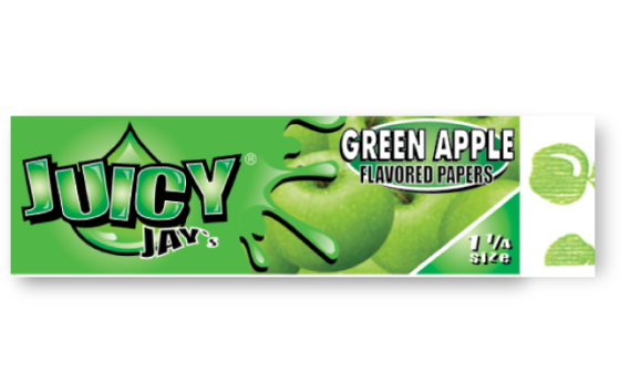 Juicy Jay's Green Apple