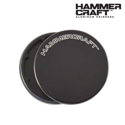 HAMMERCRAFT 2PC LOGO ALUMINUM GRINDERS