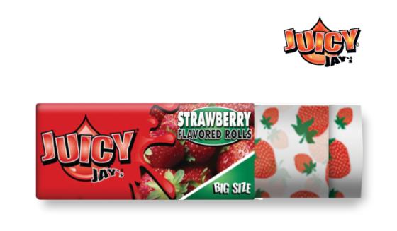 Juicy Jay's Strawberry