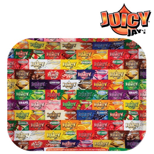 JUICY JAYS PACK ROLLING TRAY