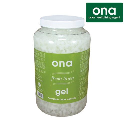 Ona Gel/ Block - Fresh Linen 4L Gel