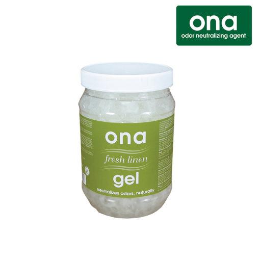 Ona Gel/ Block - Fresh Linen 1L Gel