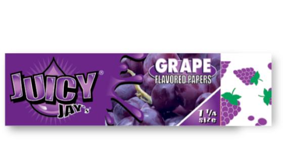 Juicy Jay's Grape - 1 1/4