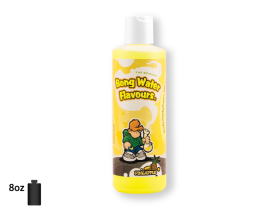 Bong Water Flavours - Pineapple