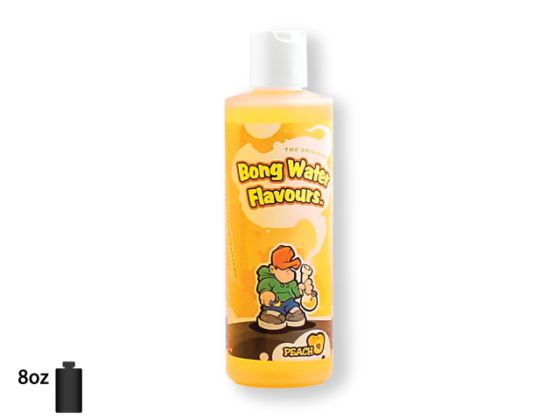 Bong Water Flavours - Peach