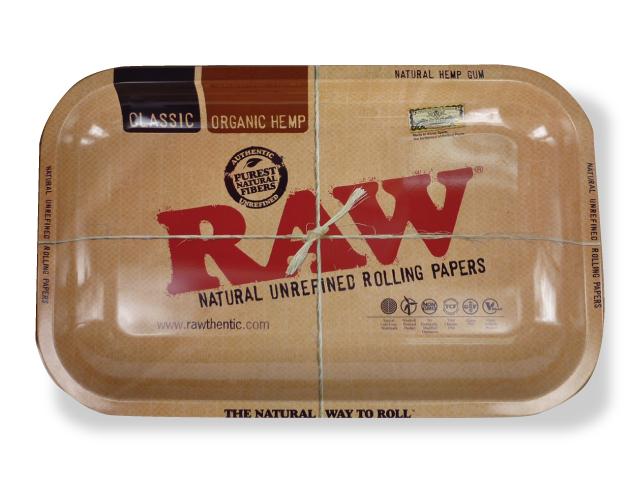 RAW Metal Rolling Tray - Large