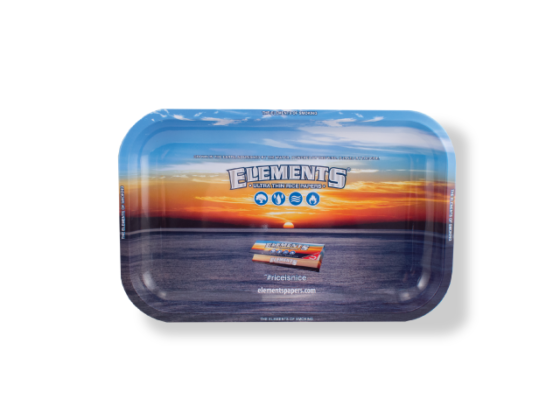 Elements Metal Rolling Tray - Small