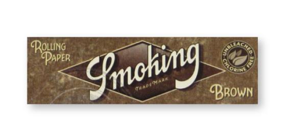 Smoking Brown Papers - King Size