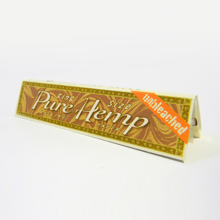 Pure Hemp Unbleached - King Size
