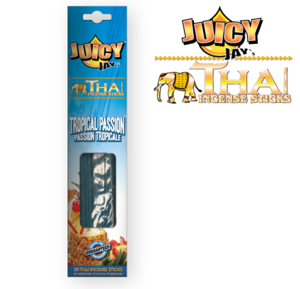 Juicy Jay's Thai Incense Sticks - Tropical Passion