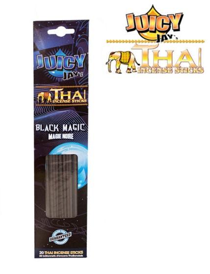 Juicy Jay's Thai Incense Sticks - Black Magic