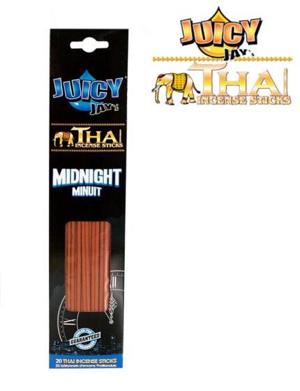 Juicy Jay's Thai Incense Sticks - Midnight
