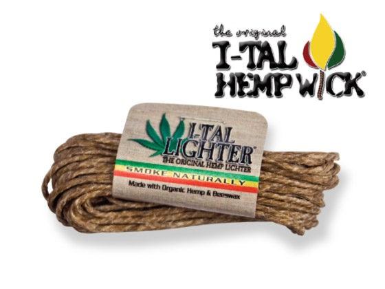 I-Tal Hemp Wick - Large