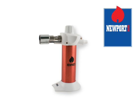 Newport Mini Torch Lighter - Red