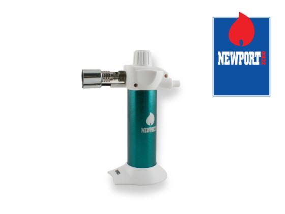 Newport Mini Torch Lighter - Green
