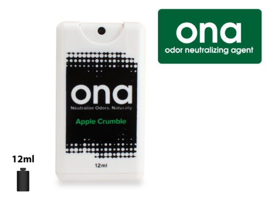 Ona Spray - 12mL, Apple Crumble
