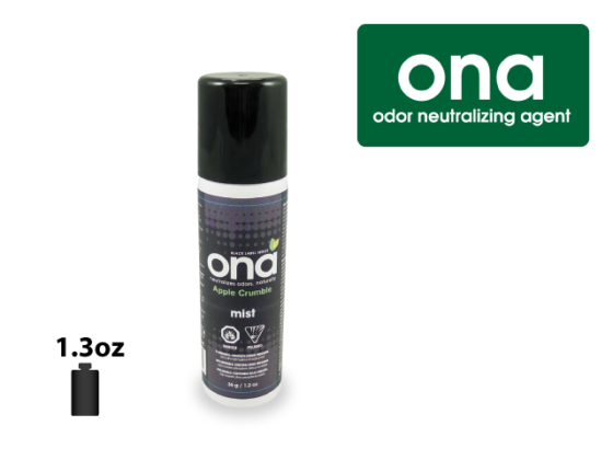Ona Spray - 1.5oz, Apple Crumble