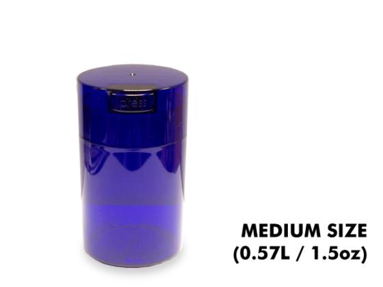 TightVac Medium Cases - Blue Cobalt