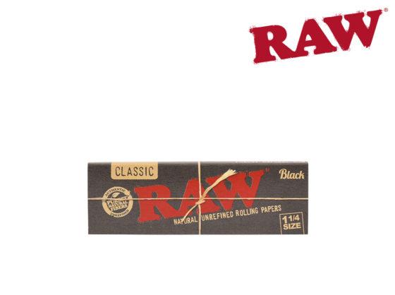 Raw Black Slim - 1 1/4