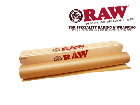 """Raw Parchment Paper - 16"""" x 49FT Roll"""