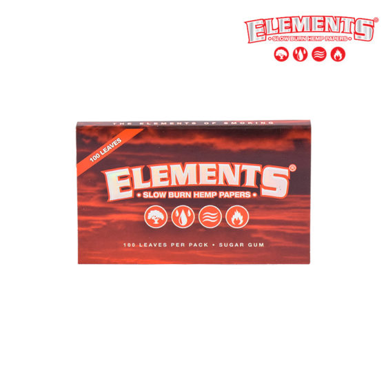 Elements Red - Single Wide