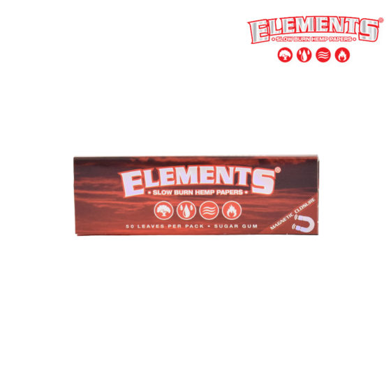Elements Red - 1 1/4