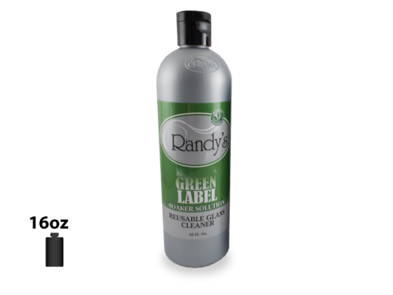 Randy's Label Cleaners