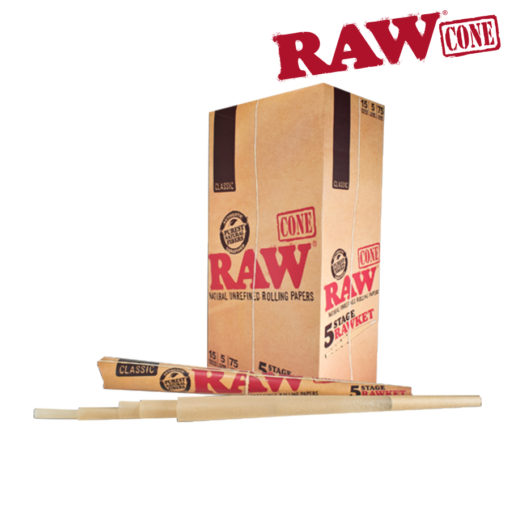 Raw 5 Stage Rawket
