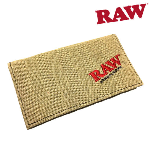 RAW CANVAS WALLET