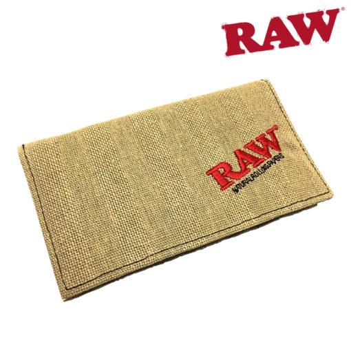 RAW CANVAS WALLET