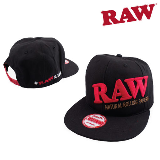 RAW FLEX FIT HAT