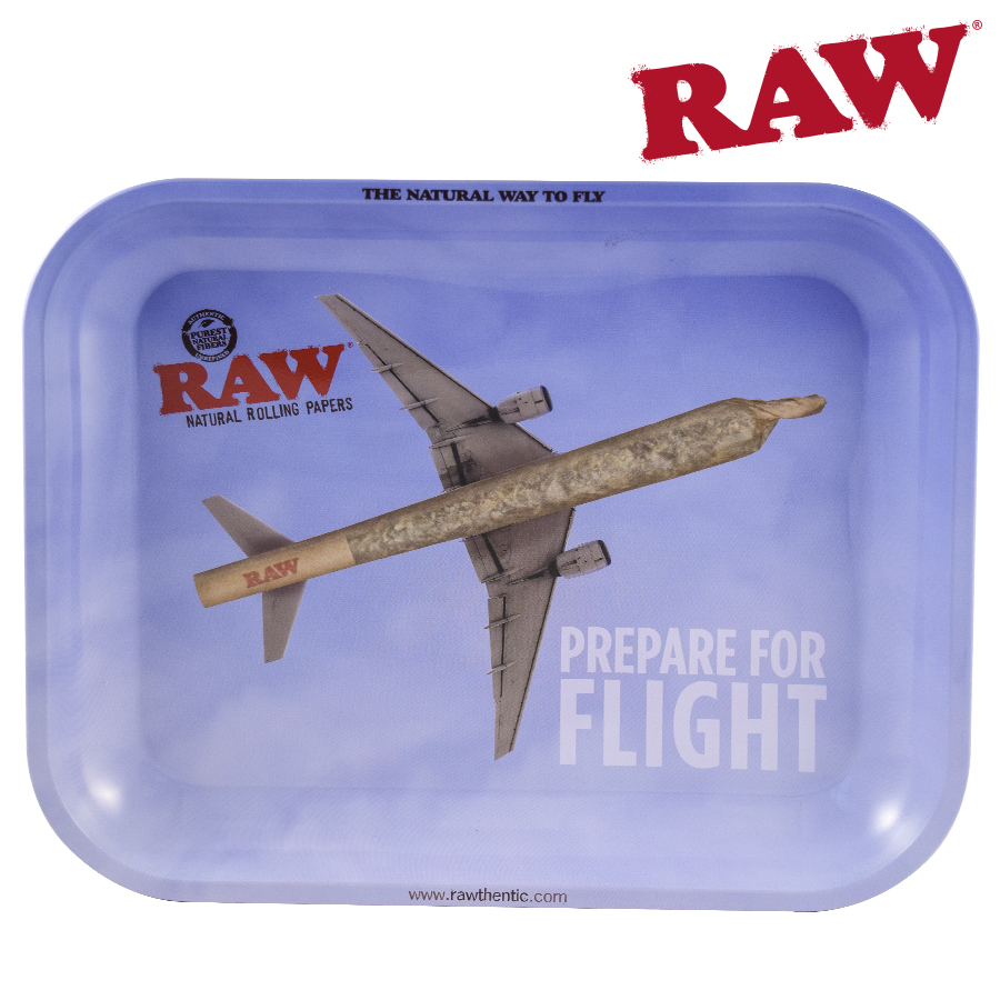 Raw Flying High Tray