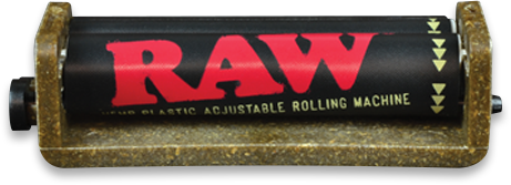 RAW HEMP PLASTIC ADJUSTABLE 2-WAY ROLLER