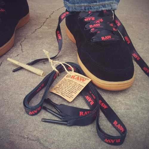 Raw Poker Laces