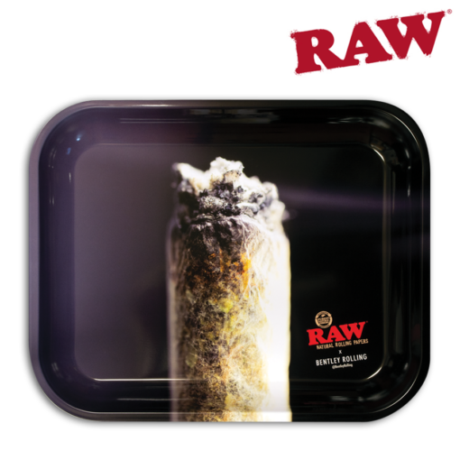 Raw Rolling Tray- Bentley Rolling