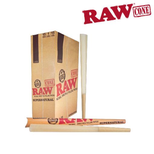 Raw Supernatural Cone