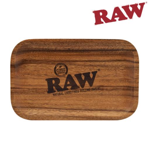 Raw Wood Tray